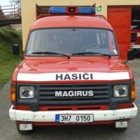 Prodáme Ford Tranzit/ Magirus typ 100 v hasičské úpravě