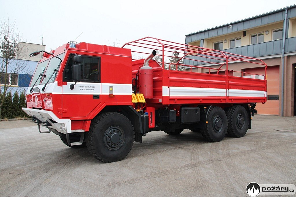 Hasici Online Tatra 815 7